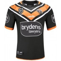 Kids West Tigers Home Shirt