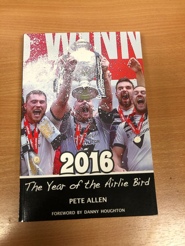 Year Of The Airlie Bird 2016 Book