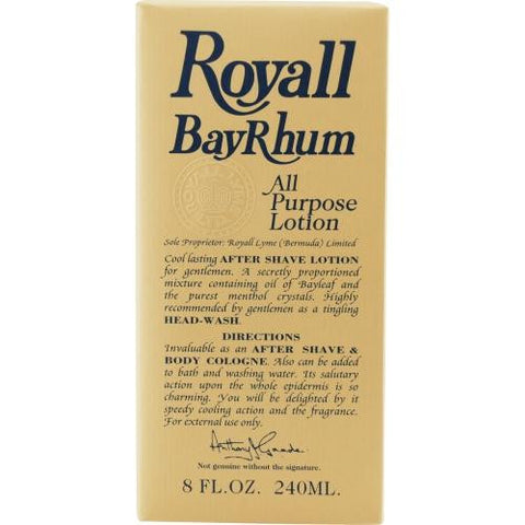 Royall Bayrhum By Royall Fragrances Aftershave Lotion Cologne 8 Oz