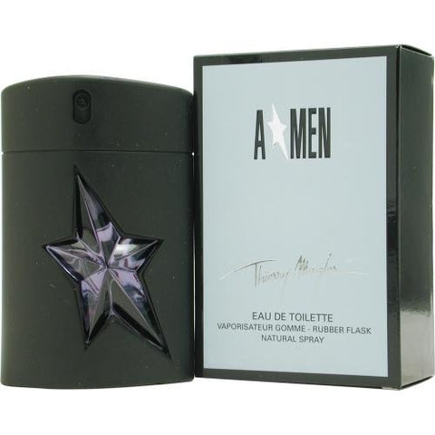 Angel By Thierry Mugler Edt Spray Rubber Bottle 1 Oz