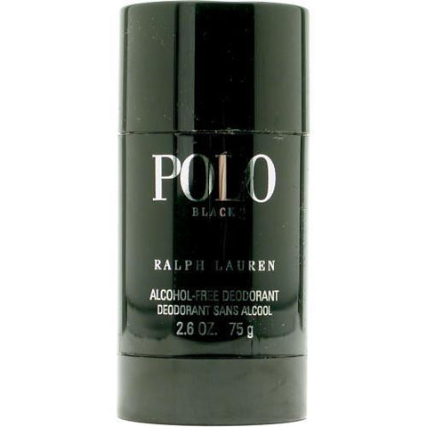Polo Black By Ralph Lauren Deodorant Stick Alcohol Free 2.6 Oz