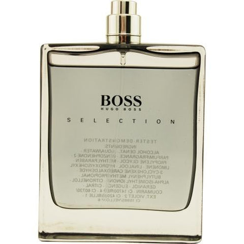 Boss Selection By Hugo Boss Edt Spray 3 Oz *tester