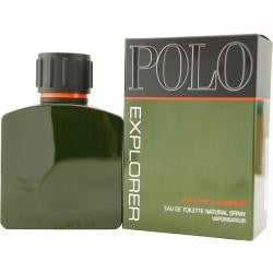 Polo Explorer By Ralph Lauren Edt Spray 2.5 Oz