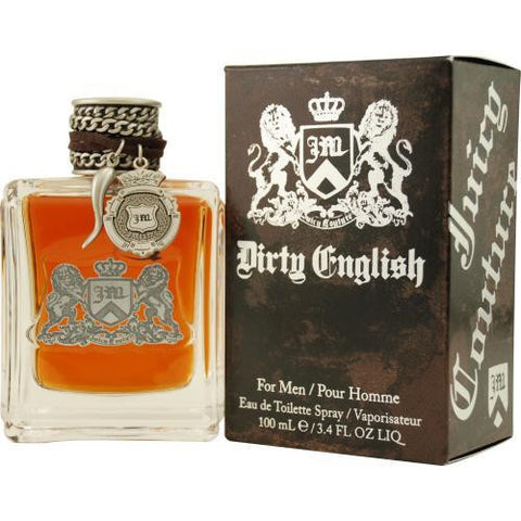 Dirty English By Juicy Couture Edt Spray 3.4 Oz