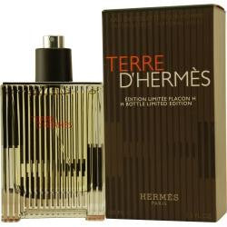 Terre D'hermes By Hermes Edt Spray 3.3 Oz (h Bottle Limited Edition)