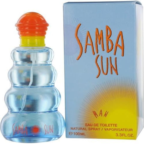 Samba Sun By Perfumers Workshop Edt Spray 3.4 Oz