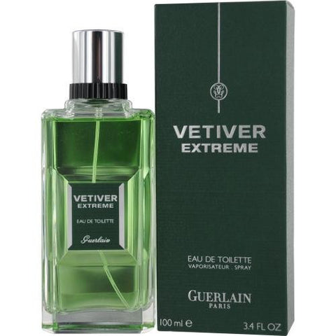 Vetiver Extreme By Guerlain Edt Spray 3.4 Oz