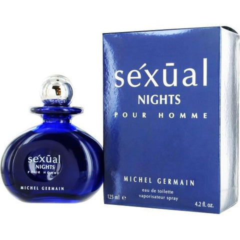 Sexual Nights By Michel Germain Edt Spray 4.2 Oz