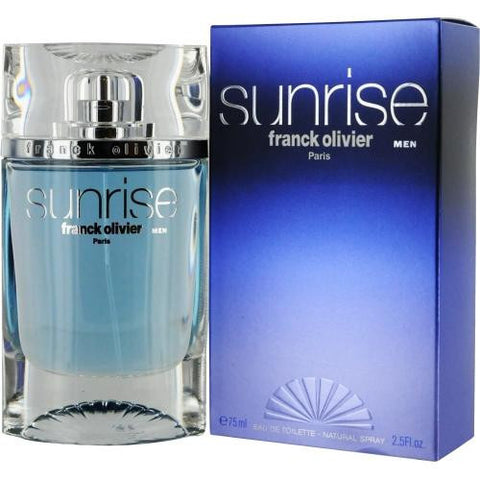 Sunrise By Frank Oliver Edt Spray 2.5 Oz