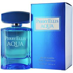 Perry Ellis Aqua By Perry Ellis Edt Spray 3.4 Oz *tester