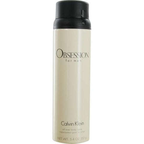 Obsession By Calvin Klein Body Spray 5.4 Oz