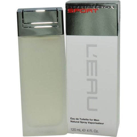 Porsche Design Sport L'eau By Porsche Edt Spray 4 Oz