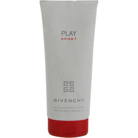 Play Sport By Givenchy Hair And Body Shower Gel 6.7 Oz