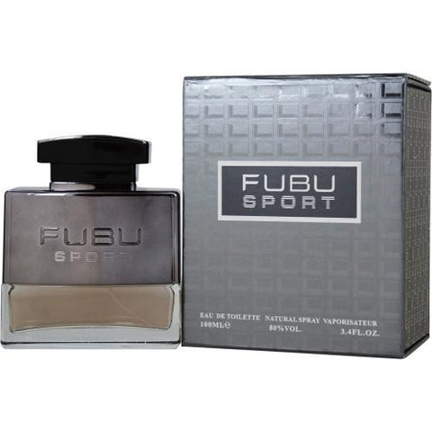 Fubu Sport By Edt Spray 3.4 Oz