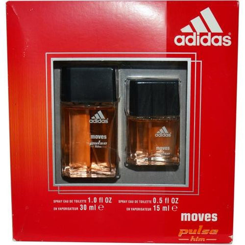 Adidas Gift Set Adidas Moves Pulse By Adidas