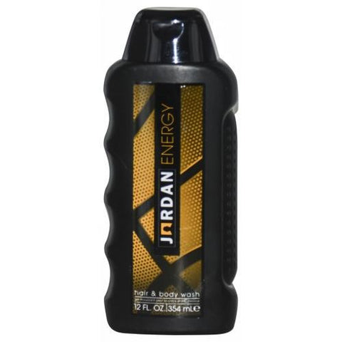 Michael Jordan Energy By Michael Jordan Hair & Body Wash 12 Oz