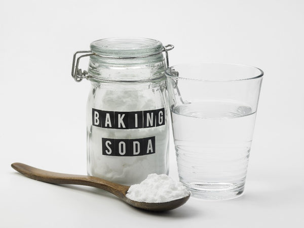 baking soda bath for diaper rash