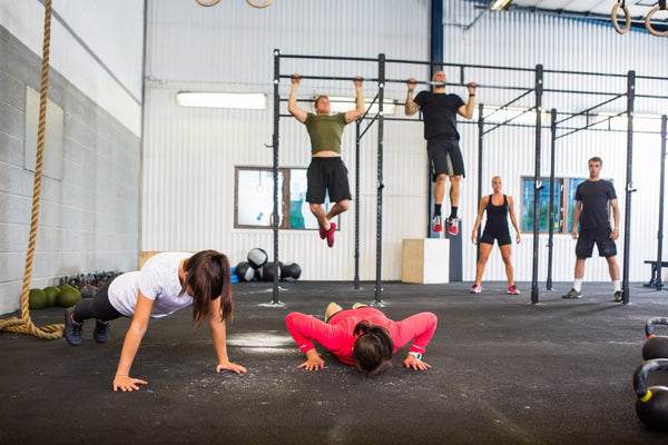 alternatives to burpees