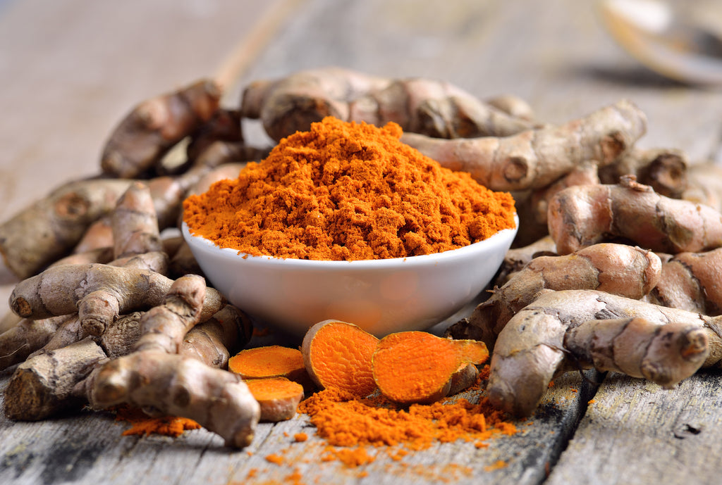 curcumin and turmeric as anti inflammatories