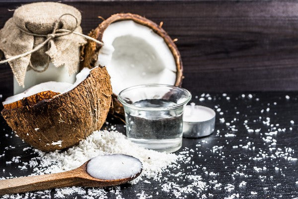 coconut oil types