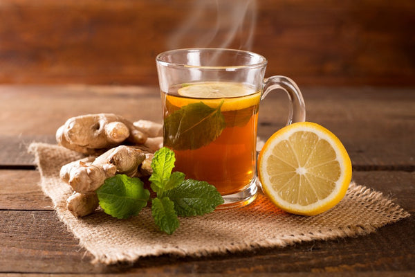ginger tea remedy for colds
