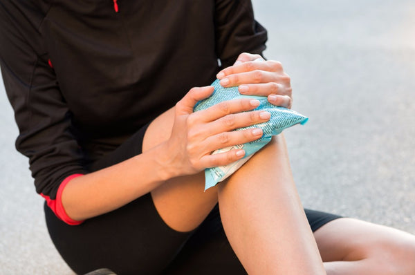 treating sore muscles