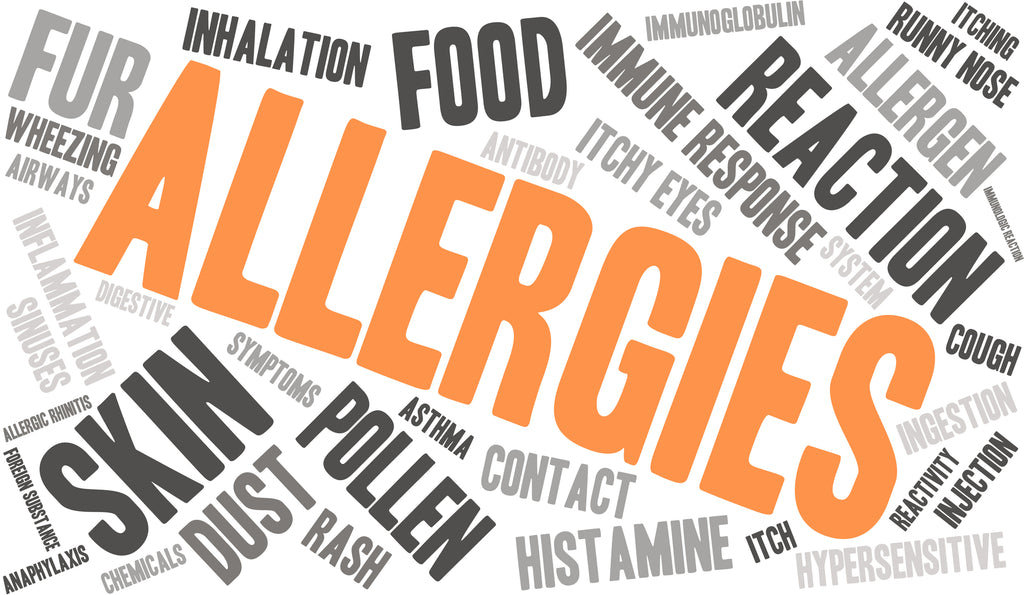 histamine intolerance and allergies