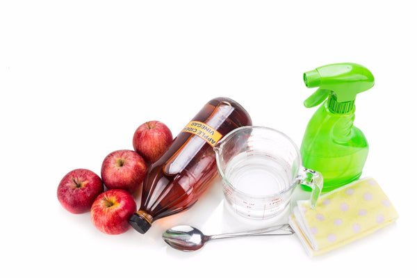 apple cider vinegar cleaning uses