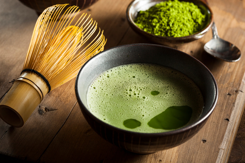 yerba mate vs matcha green tea