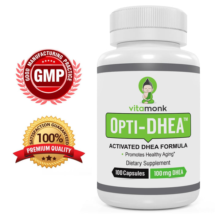 Opti-DHEA™ Bio-Enhanced DHEA Supplement