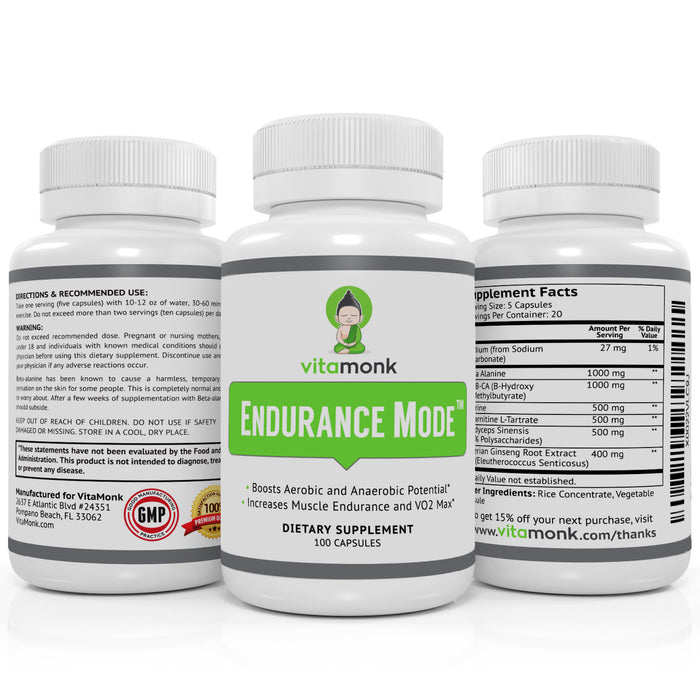 endurance supplements for runners