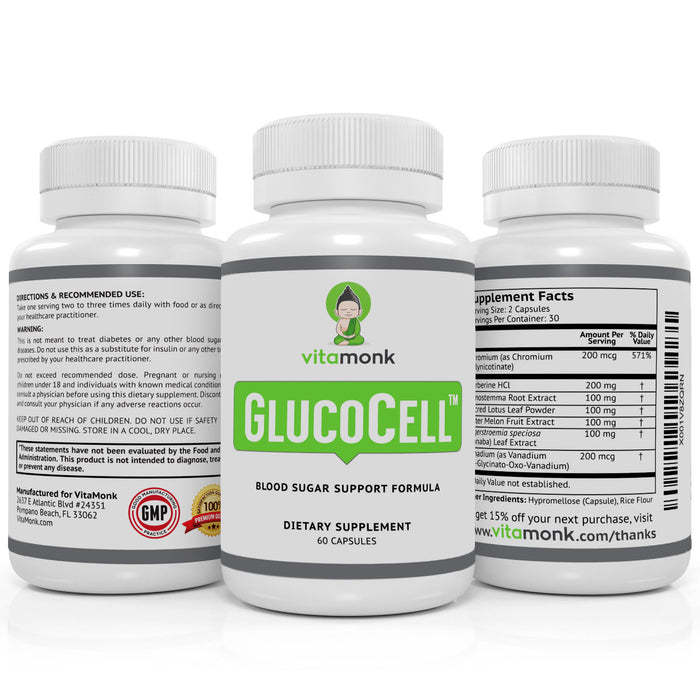 blood sugar supplement