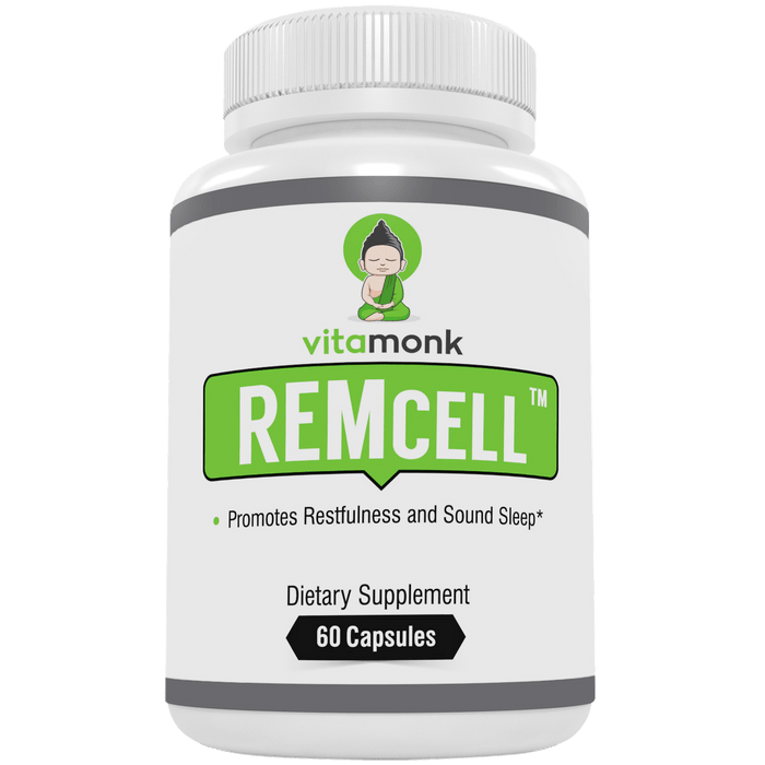 REMcell™ - Natural REM Sleep Cycle Support