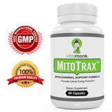 MitoTrax™ -  Bio-Enhanced Mitochondria Support Supplement
