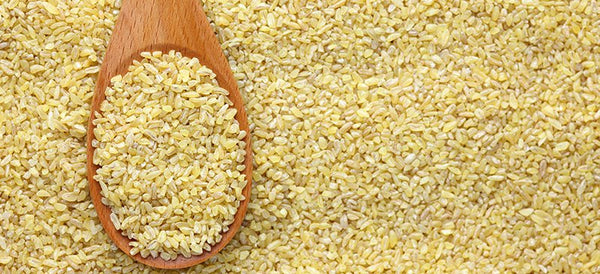 Bulgur : Greek, healthy, but… forgotten.