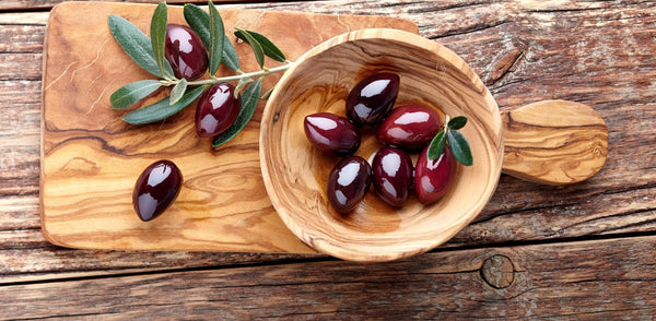 Olives: The rich nutritional value of the Greek land !