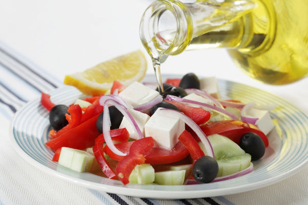 Olive oil : the secret of good health