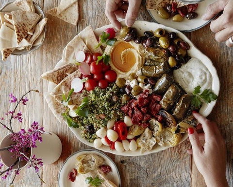Greek products to Eat During Fasting