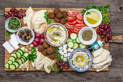 Greek Mediterranean Diet