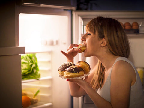 Choose healthier alternatives to tackle anxiety and stress