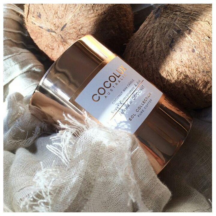 Cocolux  Candles