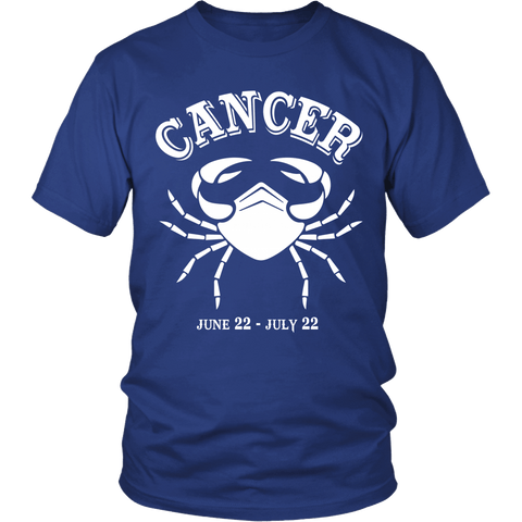 Zodiac Thing - Zodiac Tee: T-shirt - Cancer T-shirt