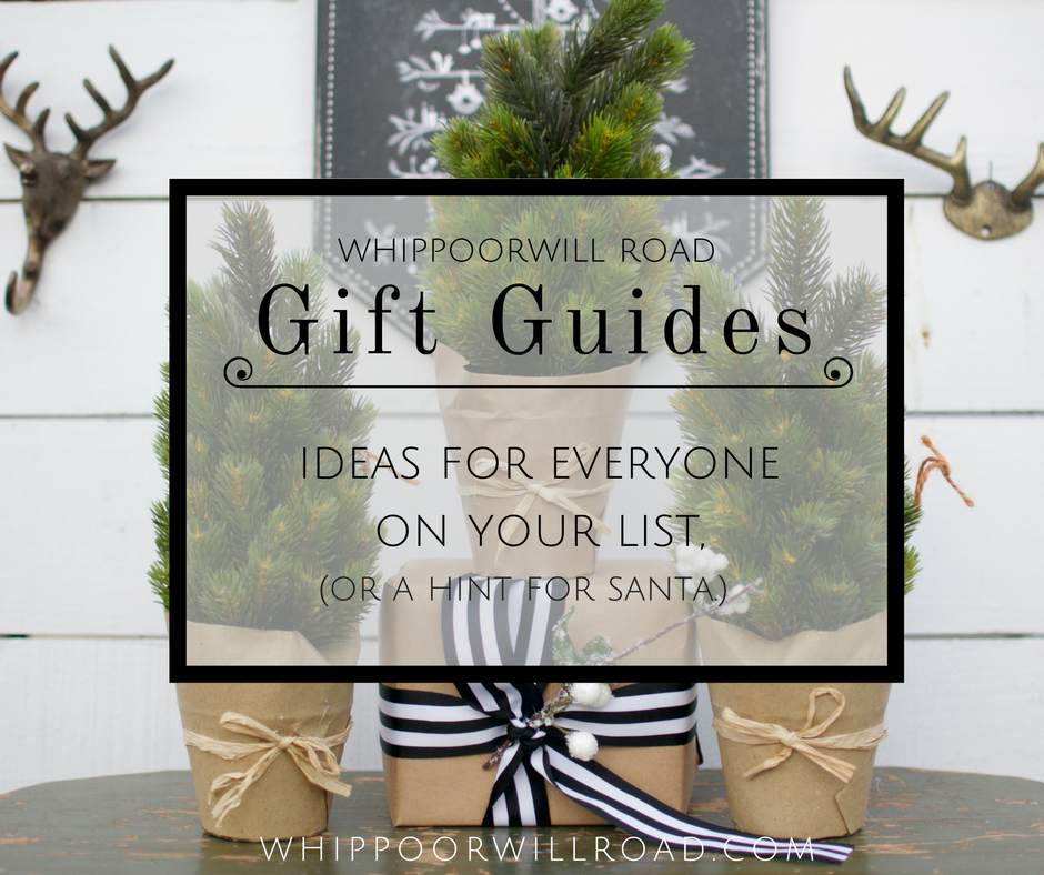 2016 Gift Guides