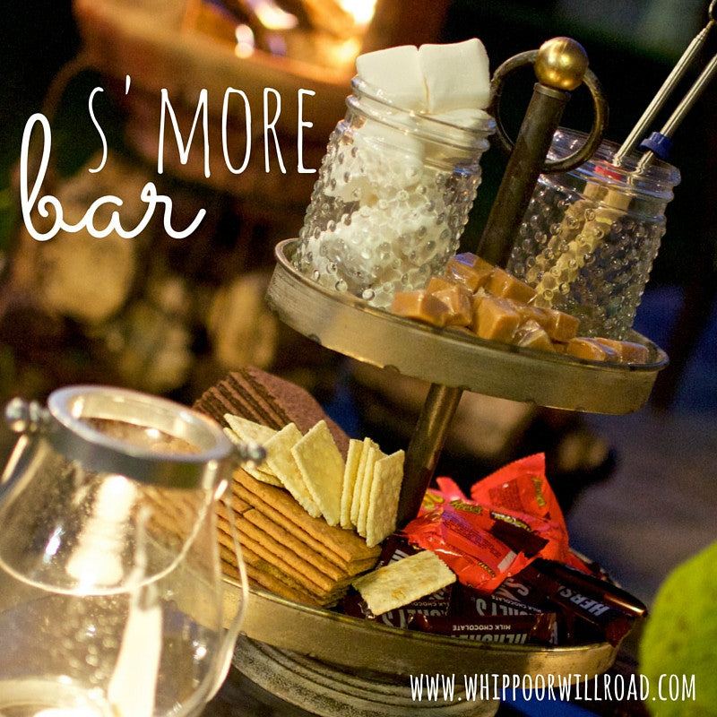DIY: S'more Bar