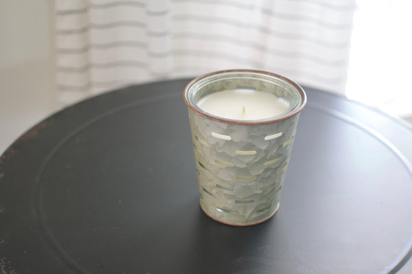 100% Cotton Candle