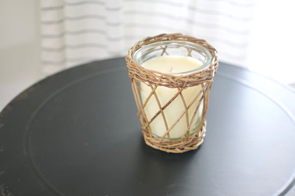Lavender Willow Candle