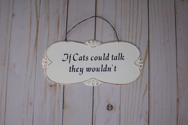 Metal Quote Sign