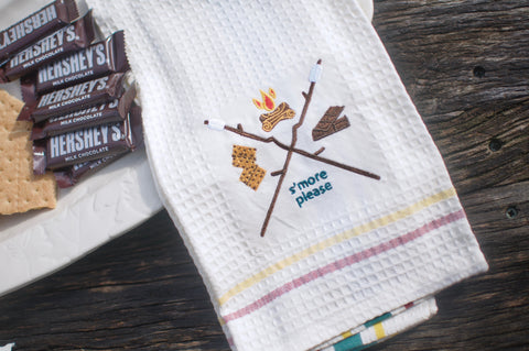 S'more Please Towel