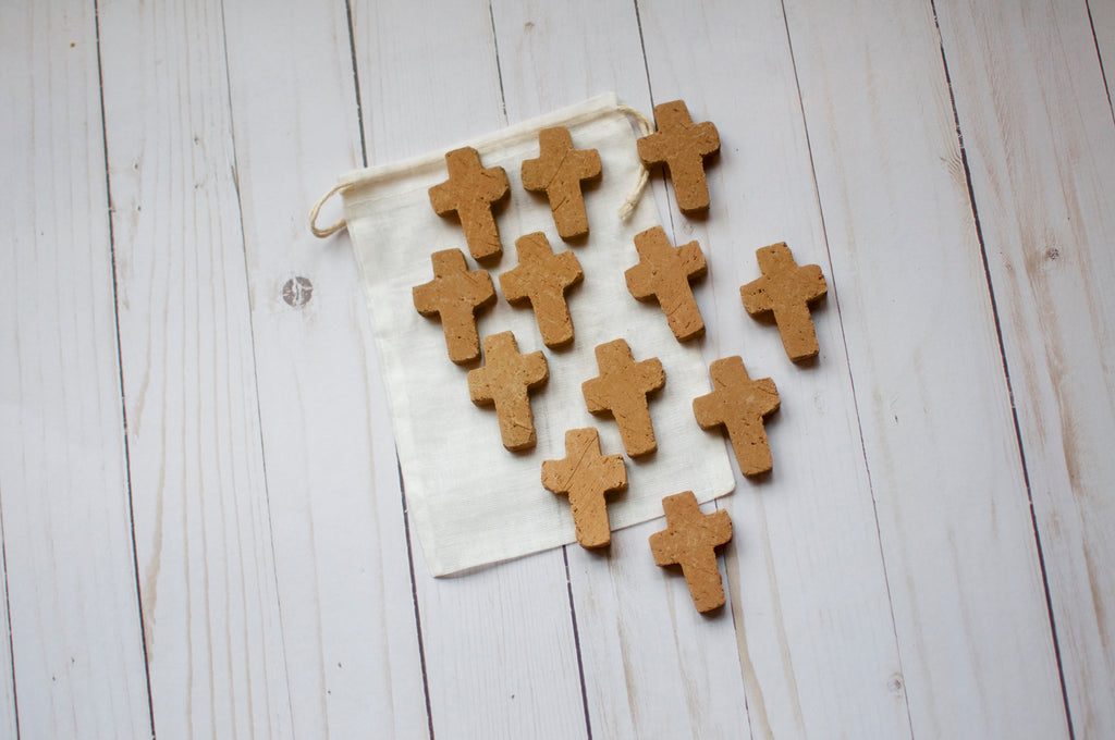 Clay Crosses