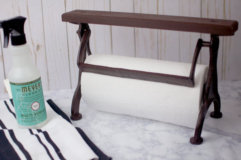 Mercantile Paper Towel Holder